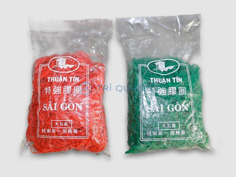 Tại Trí Quang, dây thun được phân phối với nhiều chủng loại khác nhau, đáp ứng nhu cầu sử dụng của người dùng 1 cách tối ưu nhất