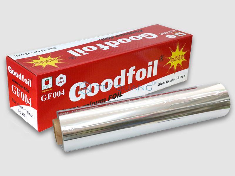 Aluminum foils offer outstanding applicability