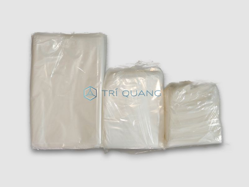 Túi nilon PE được xem là 1 trong các loại bao bì nhựa thông dụng đầu hiện nay