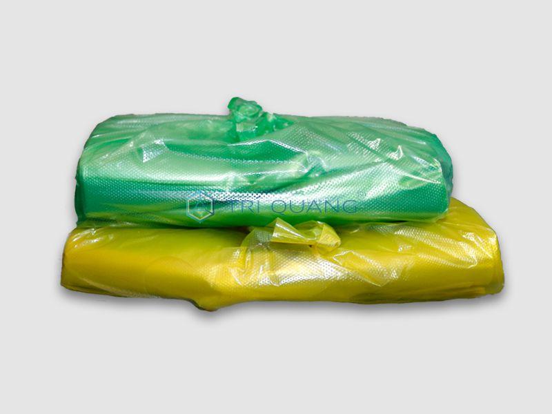 Túi xốp HDPE được sản xuất trên tiêu chuẩn chất lượng hàng đầu