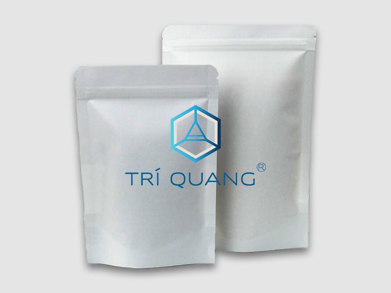 So với túi zipper làm từ chất liệu nhựa thông thường, túi zipper bạc tại Trí Quang có độ bền và khả năng bảo quản lý tưởng