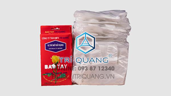 Bao tay HDPE Trí Quang đang là sự lựa chọn của nhiều đối tượng khách hàng