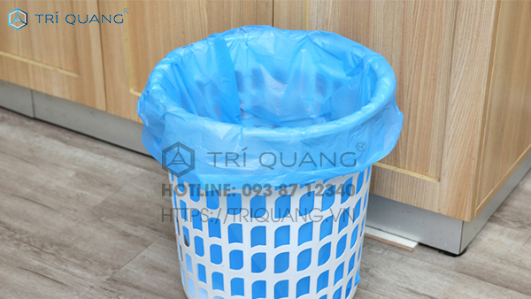 Chọn mua túi rác với kích thước phù hợp cho nhu cầu ứng dụng