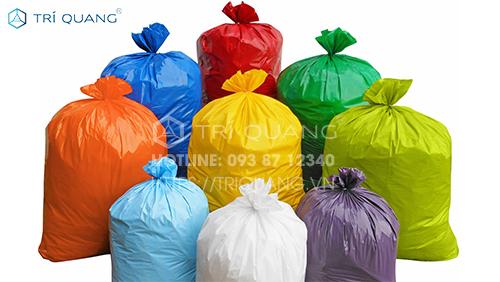 Việc phân loại, chứa đựng rác thải trở nên dễ dàng hơn với các loại túi đựng rác y tế