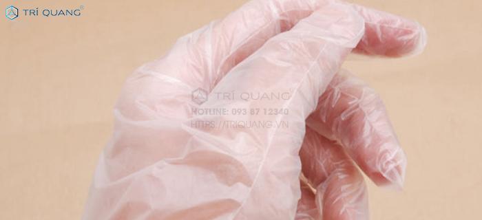 Bao tay nilon được ứng dụng cực kỳ phổ biến trong cuộc sống hiện nay