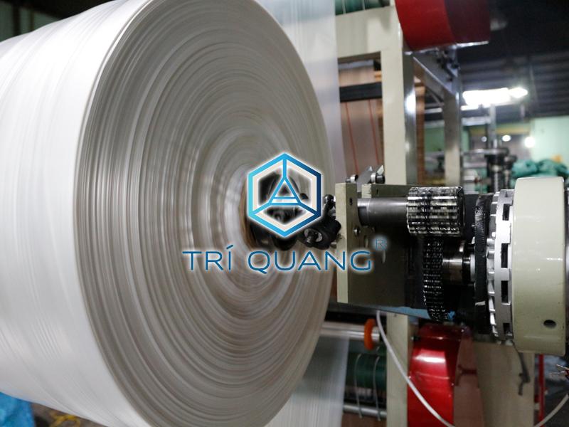 Quy trình sản xuất bao ni lông tại Trí Quang cam kết hàng đầu về chất lượng, tính hợp quy cách