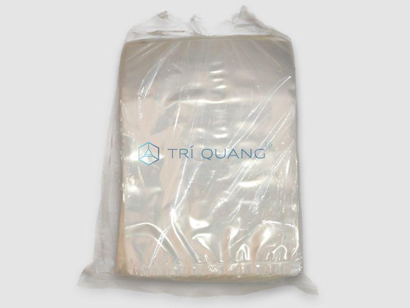 Túi nhựa trong suốt được ứng dụng cực kỳ phổ biến trong cuộc sống hiện nay