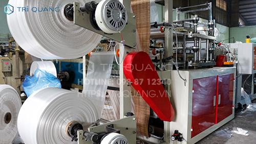 Quy trình sản xuất chuyên nghiệp, hiện đại tại Trí Quang