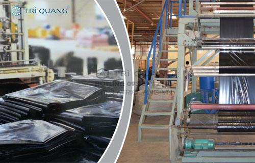 Quy trình sản xuất tiêu chuẩn, đảm bảo tối ưu về tính an toàn vệ sinh