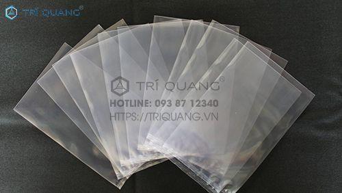 Đặt mua túi nilon chất lượng tại Trí Quang