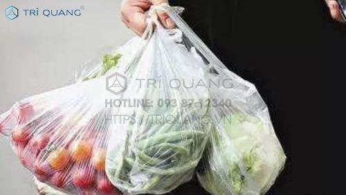 Bao bì nhựa được sử dụng cực kỳ phổ biến trong cuộc sống hằng ngày