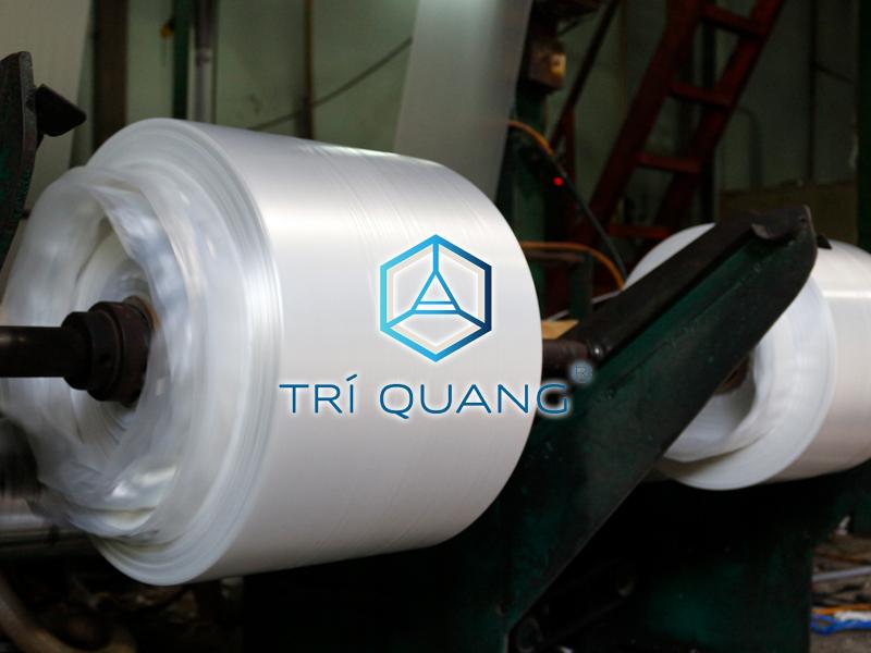 Quy trình sản xuất bao bì nhựa chuẩn chuyên nghiệp tại công ty Trí Quang