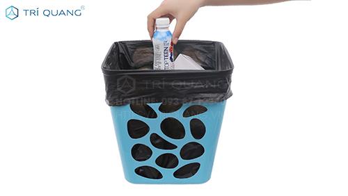 Sử dụng túi đúng cách giúp bảo vệ tính an toàn vệ sinh tối ưu hơn