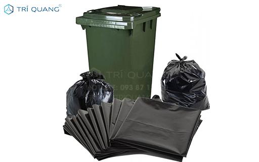 Túi đựng rác đen và lưu ý cần nhớ khi sử dụng