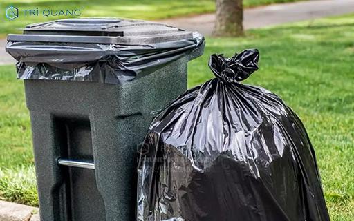 Túi đựng rác lớn mang lại tính hữu ích vượt trội