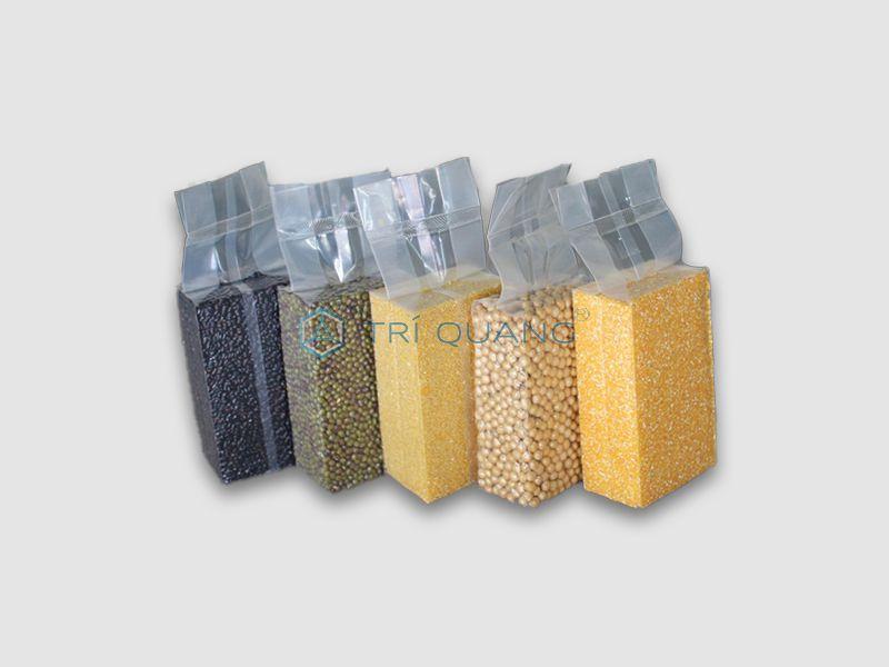 Túi đựng thực phẩm hút chân không được sản xuất đảm bảo chuẩn chất lượng
