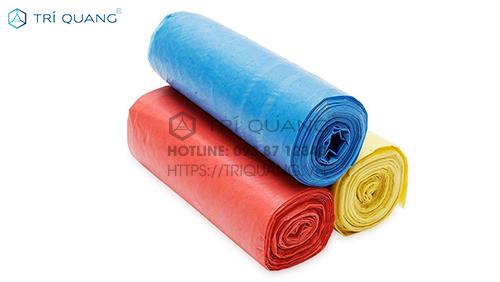Trí Quang hiện cung ứng túi ni lông đựng rác với đa dạng chủng loại, kích thước