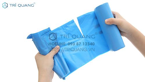 Chất lượng sản phẩm túi ni lông đựng rác tại Trí Quang đảm bảo hàng đầu