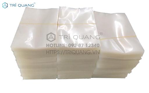 Trí Quang - Đơn vị sản xuất túi PE trong suốt hàng đầu thị trường