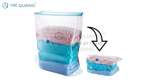 Loại túi zipper chuyên dụng cho công tác bảo quản áo quần, các sản phẩm kích thước lớn