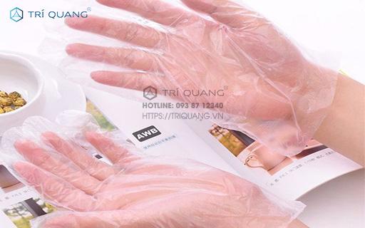 Bao tay nhựa dẻo Trí Quang – CHUẨN AN TOÀN VỆ SINH – CHẤT LƯỢNG – GIÁ TỐT