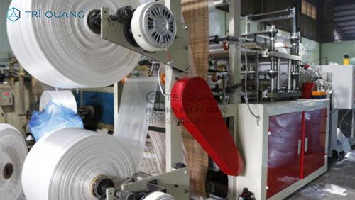 Đơn vị sở hữu dây chuyền sản xuất chuyên nghiệp, hiện đại