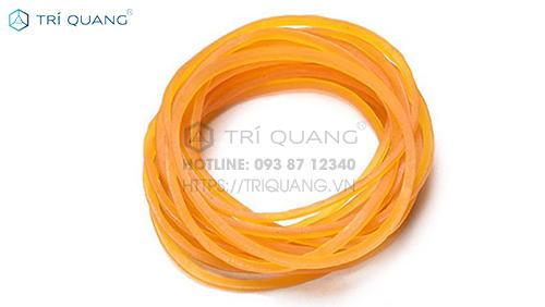 Công ty Trí Quang là đơn vị chuyên sản xuất dây chun cao su uy tín hàng đầu thị trường