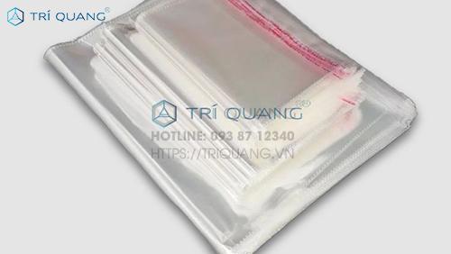 Sản phẩm bao bì nhựa Trí Quangcó thể ứng dụng trong lĩnh vực sản xuất lẫn tiêu dùng hằng ngày