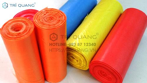 Sản phẩm bao bì nhựa Trí Quang được đánh giá cao về chất lượng, sự đa dạng trong chủng loại