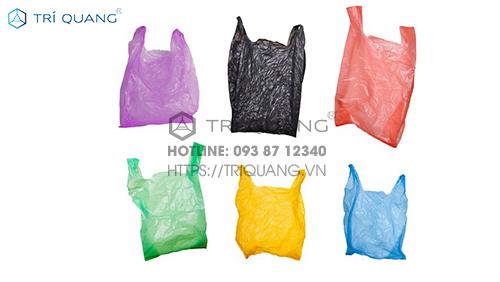 Túi bóng hàng chợ đã và đang được sử dụng cực phổ biến