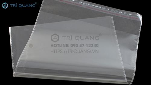 Khách hàng có thể liên hệ Trí Quang để đặt mua túi kiếng trong phù hợp với nhu cầu
