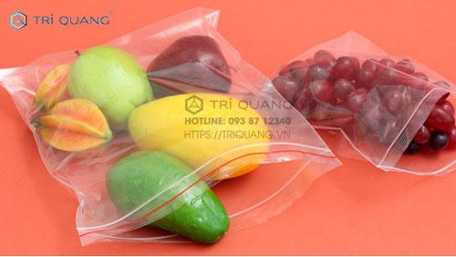 Túi zip Trí Quang với chất lượng đảm bảo hàng đầu