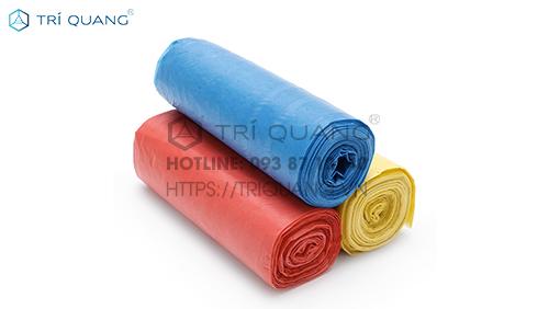 Tính an toàn vệ sinh là tiêu chí cần quan tâm nhiều khi lấy sỉ túi rác cuộn