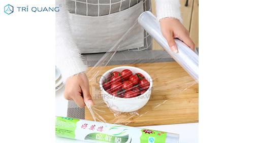 Cách sử dụng màng bọc thực phẩm