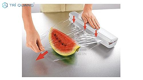 Hướng dẫn sử dụng màng bọc thực phẩm vệ sinh, an toàn