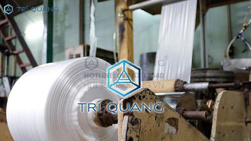 Nguyên liệu sản xuất túi ni lông