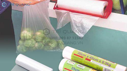 túi cuộn đựng thực phẩm