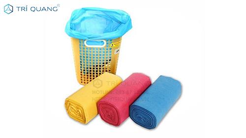 Túi đựng rác cuộn