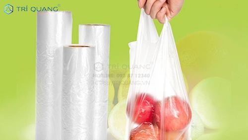 Đơn vị cung cấp túi nilon có quai số lượng lớn và phân phối toàn quốc