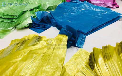 Cơ sở sản xuất túi nilon giá sỉ HCM