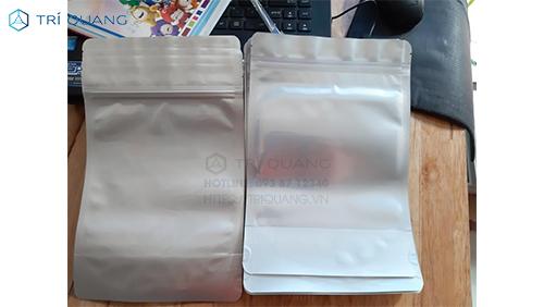 Túi zip bạc được đánh giá cao về tính tiện ích cho người dùng trong quá trình sử dụng