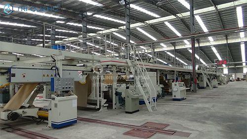 Xưởng sản xuất túi ni lông theo yêu cầu Trí Quang