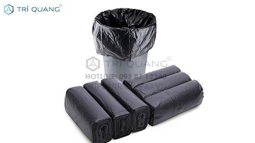 túi đựng rác đen loại lớn